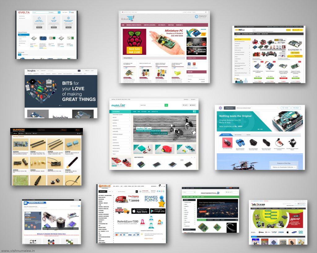 Indian Online DIY Stores and Websites